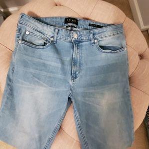 Size 34x34 PacSun light blue skinny fit jean